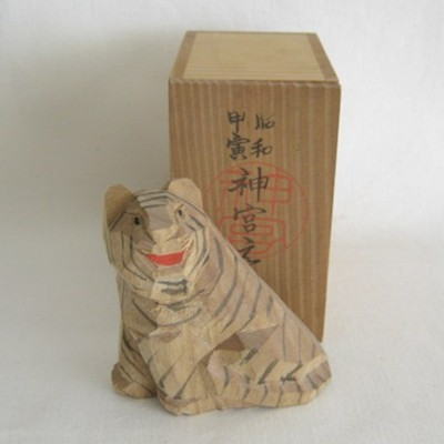 Ittobori Year of the Tiger