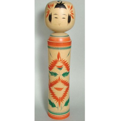 Narugo Traditional Kokeshi, 12""