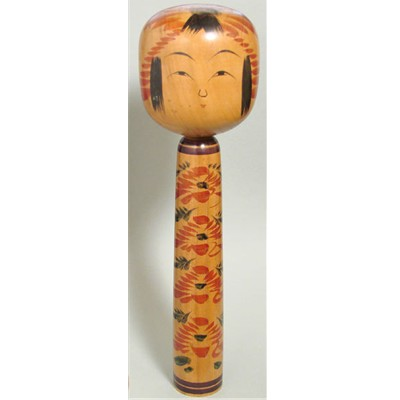 Togatta Traditional Kokeshi, 14""