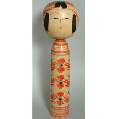 Togatta Traditional Kokeshi, 12
