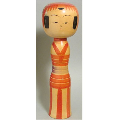 Yajiro Traditional Kokeshi, 12""