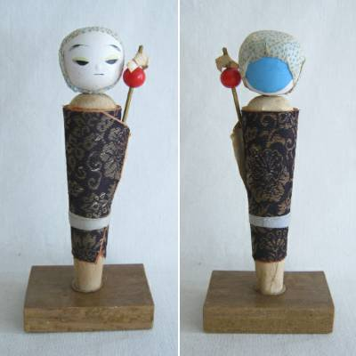 Creative Kokeshi, Junshin the Monk