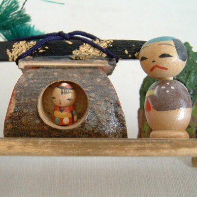 Creative Kokeshi, Traveling Family