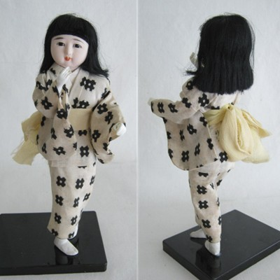 Newer Japanese Doll, Tanabata Fesitval Girl