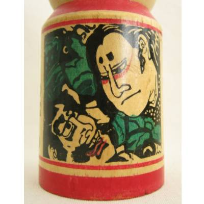 Creative Kokeshi Toothpick Holder